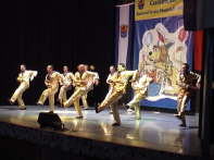 16 Dancing Maniacs in Pfungstadt